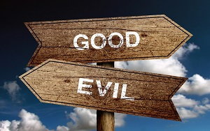 Good vs Evil Crop